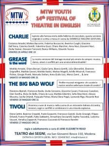 Theatre in English 2